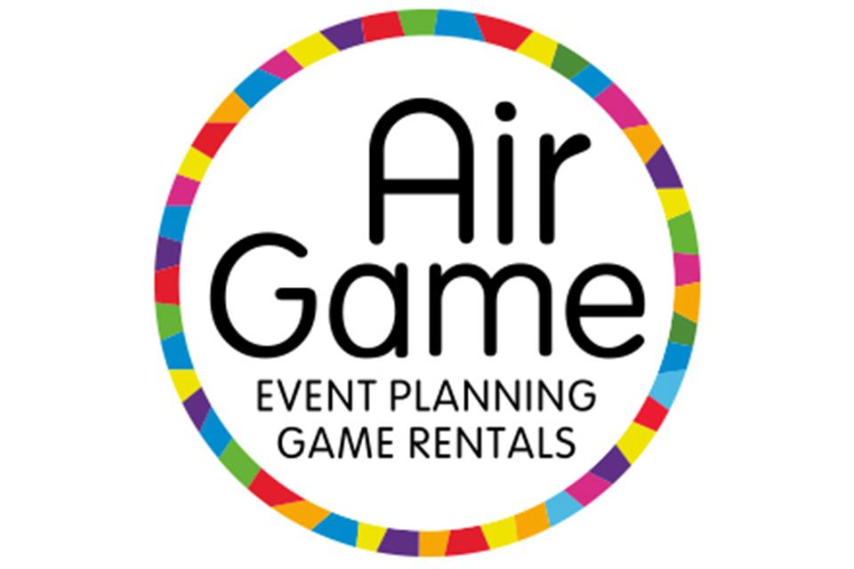 AIR GAME - LOGO website