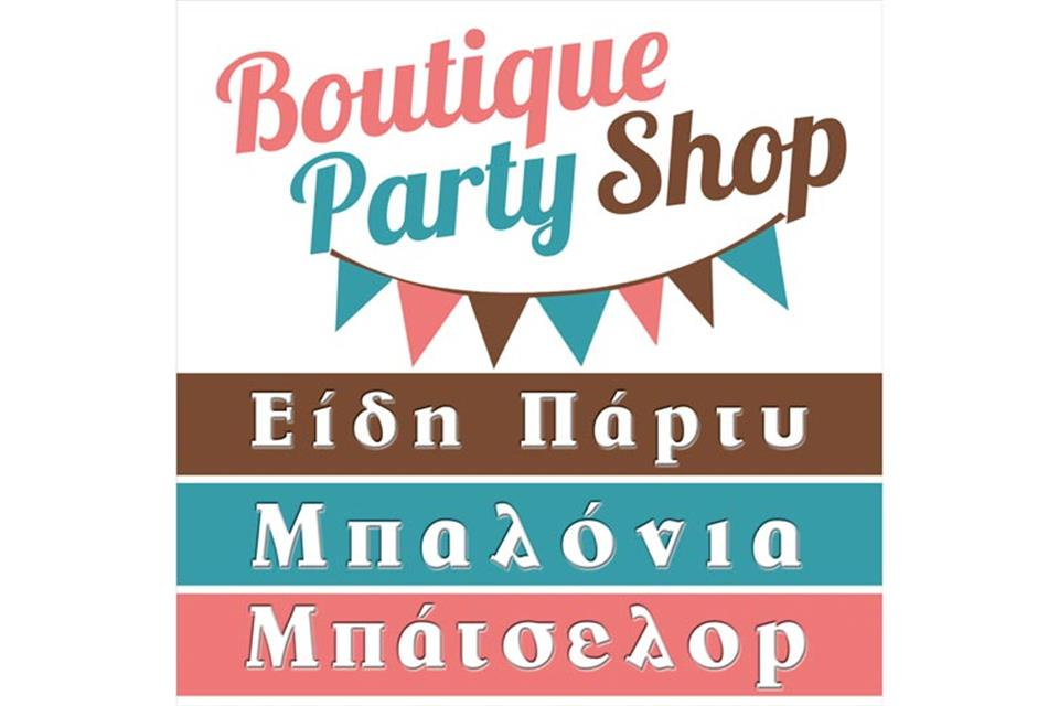 Boutique Party Shop