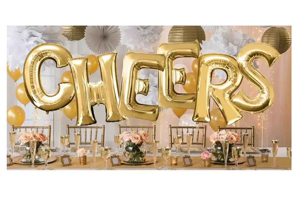 Cheers Balloon Boutique Party Shop