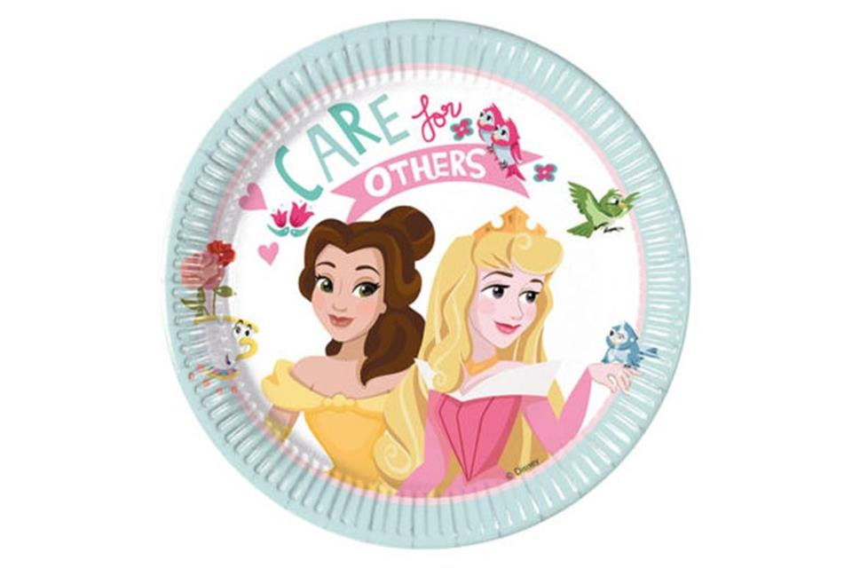 Girl party plate Boutique Party Shop