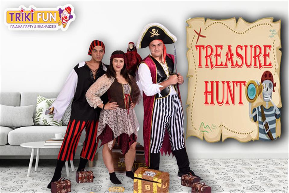 Treasure hunt by Triki Fun