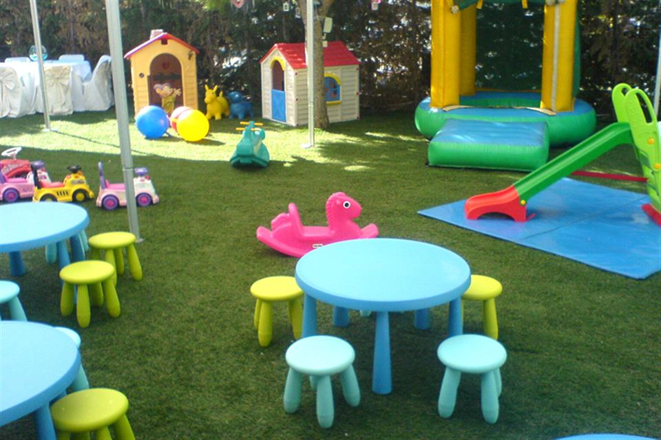 Baby Park και τραπεζάκια by Triki Fun