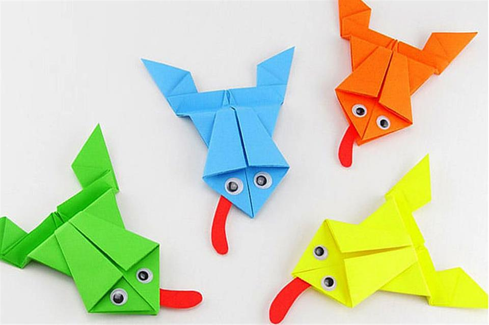 Origami for Kids by Triki Fun
