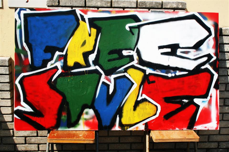 Grafitti Freestyle  by Triki Fun