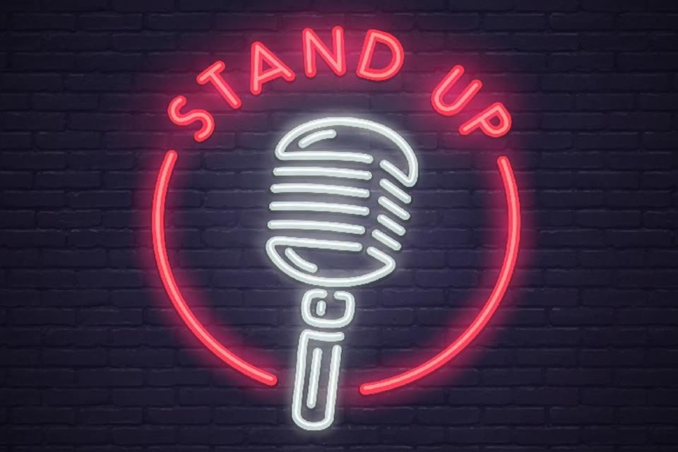 Stand up comedy by Triki Fun