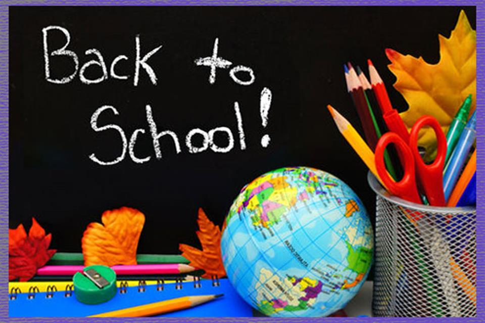 back to school by Triki fun