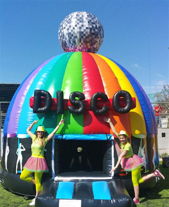 Inflatable Disco Dome by Triki Fun